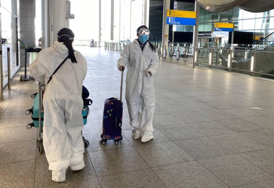 Reino Unido impondrá cuarentena a viajeros y multas
