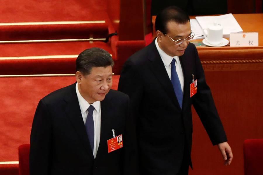 China evita establecer objetivo de crecimiento anual