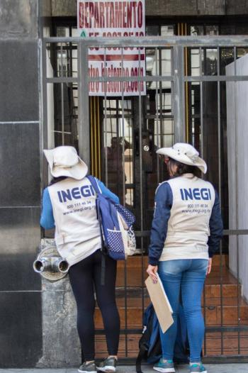 Inegi: aumentan 7.5% los casos de corrupción