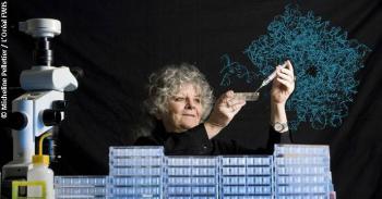 La mejor opción para combatir el coronavirus es una vacuna: Ada Yonath, premio Nobel de Química 2009