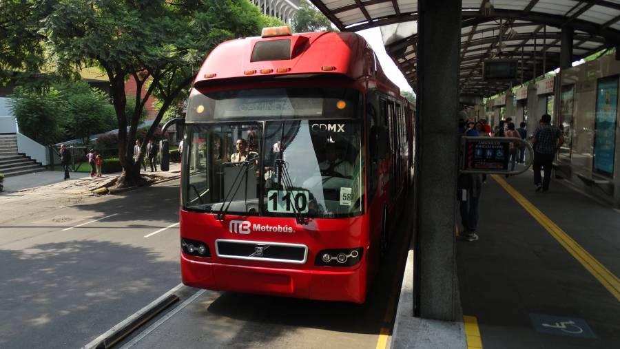 El Metrobús dosificará el acceso a estaciones y autobuses