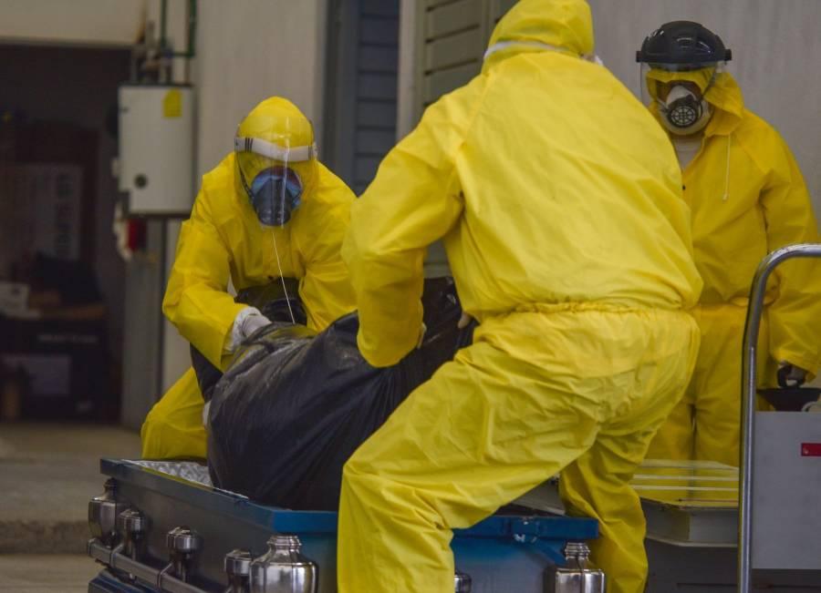 Surgen los ataúdes COV, para evitar la cremación