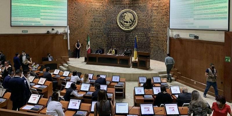 Aprueba Congreso de Jalisco deuda de seis mil 200 mdp
