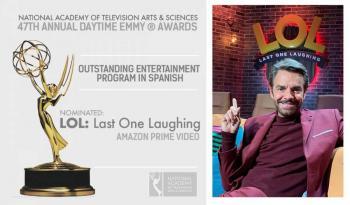 Programa de Eugenio Derbez es nominado a dos Premios Emmy