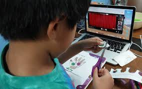 Con Aprende en Casa, 9 de cada 10 niños mantienen su aprendizaje