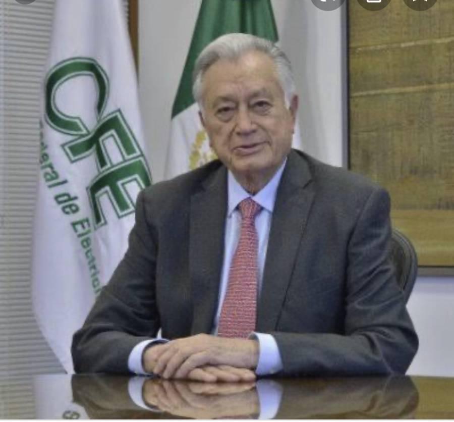 Bartlett denuncia a empresas de energía limpia por atraco a CFE