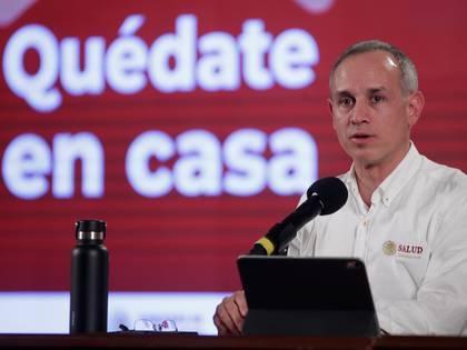 OMS propone a López-Gatell para comité internacional