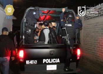Detienen a 22 personas por posesión de droga en la GAM e Iztapalapa