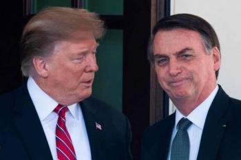 E.U. prohíbe ingreso de personas procedentes de Brasil