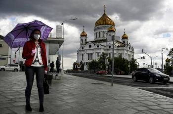 Rusia reporta ocho mil 599 nuevos contagios por COVID-19