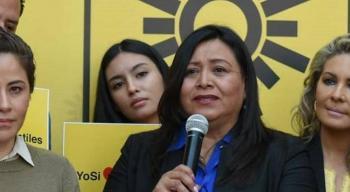 La 4T es como el antiguo régimen: Adriana Díaz