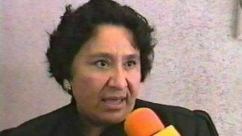 """Fallece Guadalupe Buendía, la """"Loba de Chimalhuacán"""" por Covid-19"""