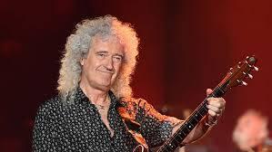 """El legendario guitarrista Brian May estuvo """"muy cerca de la muerte"""