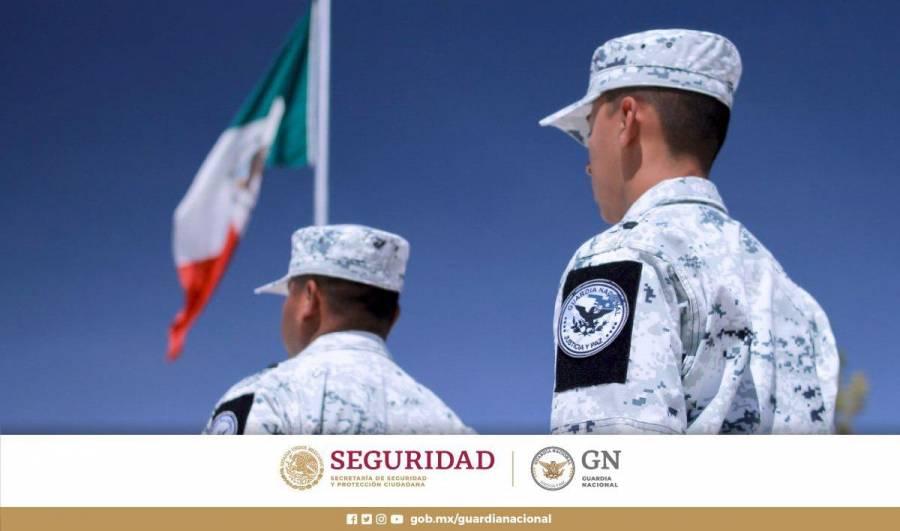 Guardia Nacional asegura 254 kg de marihuana en Coahuila