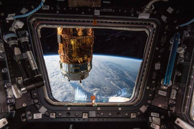 Una vuelta virtual por la Estación Espacial Internacional