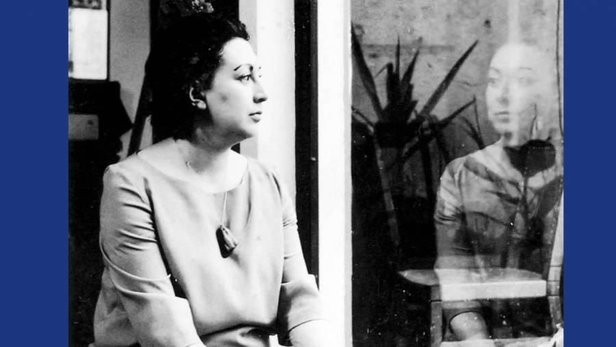 A 95 años del nacimiento de la poeta e indigenista Rosario Castellanos