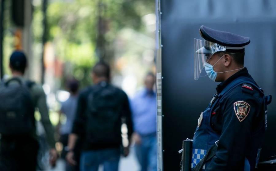 Detienen a hombre que asaltó a varias personas en Azcapotzalco