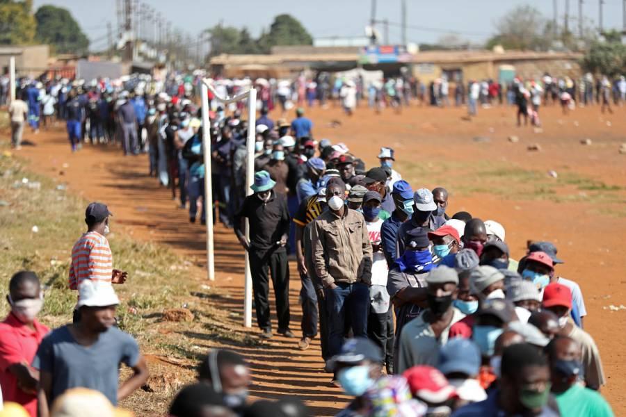 África podría alcanzar hasta un millón de casos de Covid-19