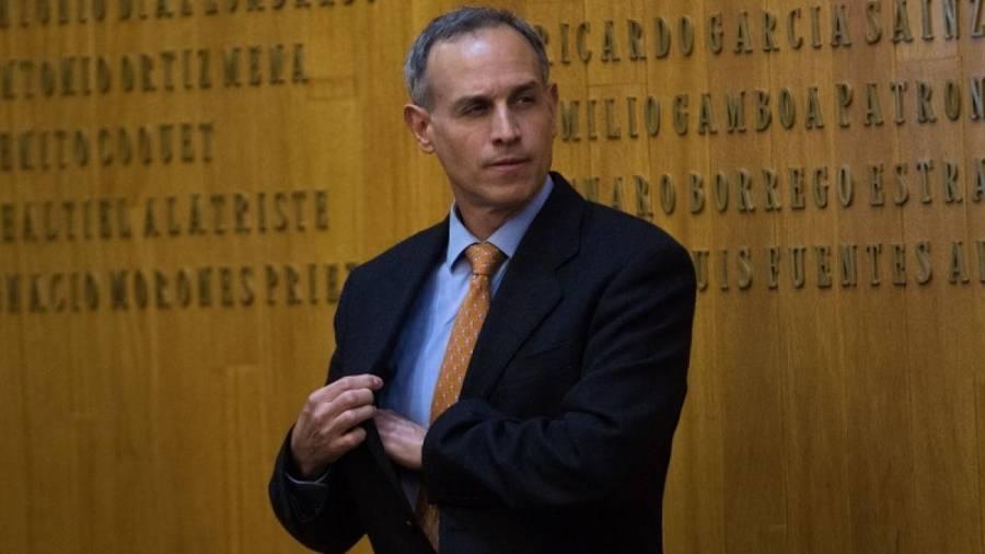 López-Gatell entre los 3 epidemiólogos más seguidos del mundo en redes sociales