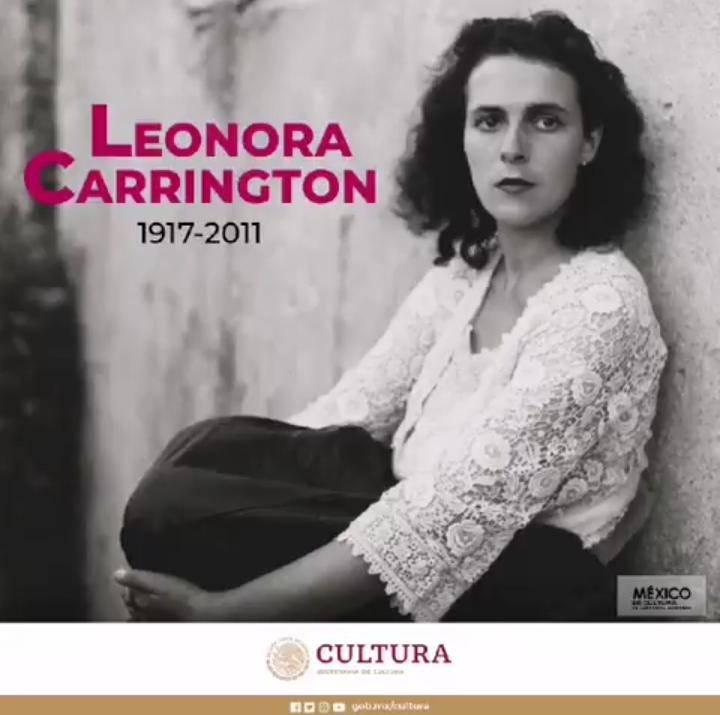Leonora Carrington, entre la vida y el sueño