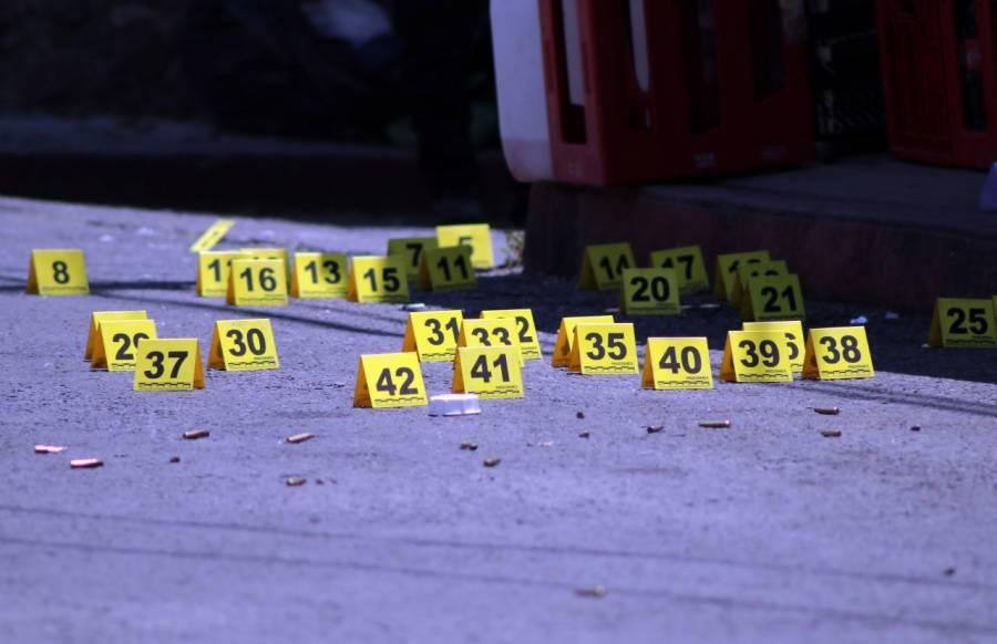 Asesinan a seis personas durante ataque armado en Morelos