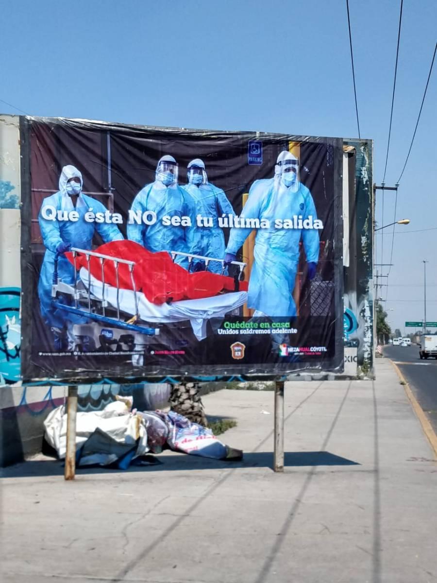 """Lanzan campaña más """"cruda"""" para frenar contagios"""