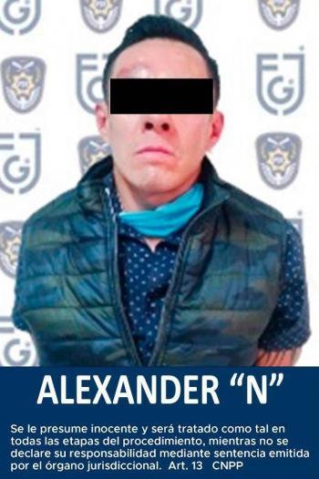 Detienen a presunto violador en la alcaldía Gustavo A. Madero