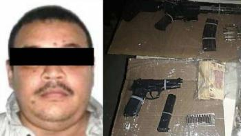 "Detienen a ""El Tigre"" jefe de plaza del CJNG"