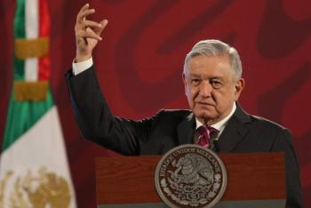 Como lo hizo Roosevelt, con generación de empleo se sacará a México adelante: AMLO