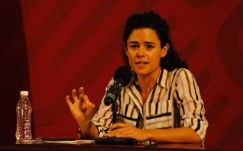 Que se presenten las denuncias por nepotismo: Luisa María Alcalde
