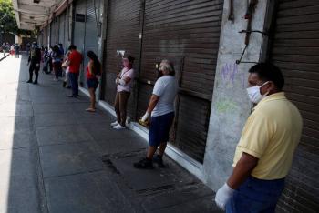 Perú confirma más de 123 mil casos de Covid-19