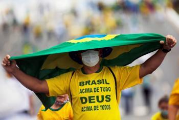 Pandemia aún por llegar al interior de Brasil, advierte ministro