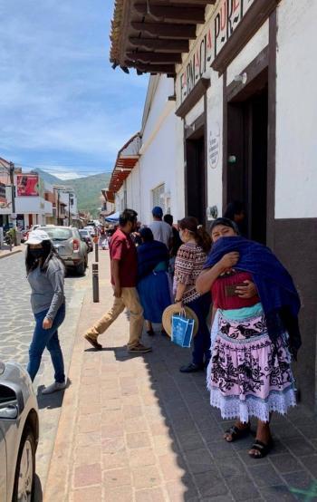 Pueblos de Michoacán, más vulnerables anteCovid