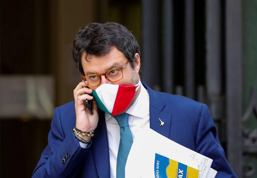 Italia anuncia descenso en muertes por Covid-19, pero alza en nuevos casos