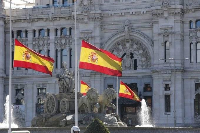España declara diez días de luto oficial