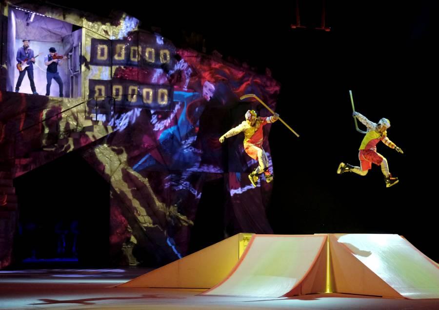 Quebec apoyará con 200 mdd al Cirque du Soleil