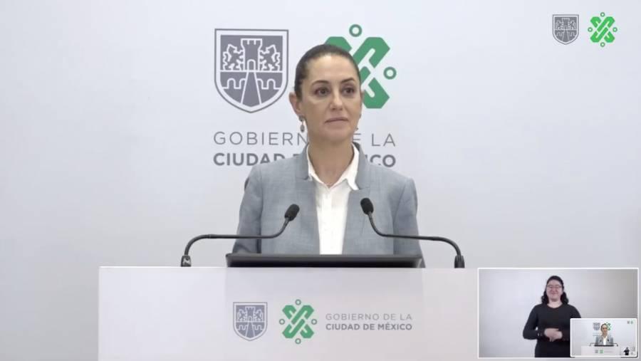 Por crisis, CDMX recorta 50% gasto corriente