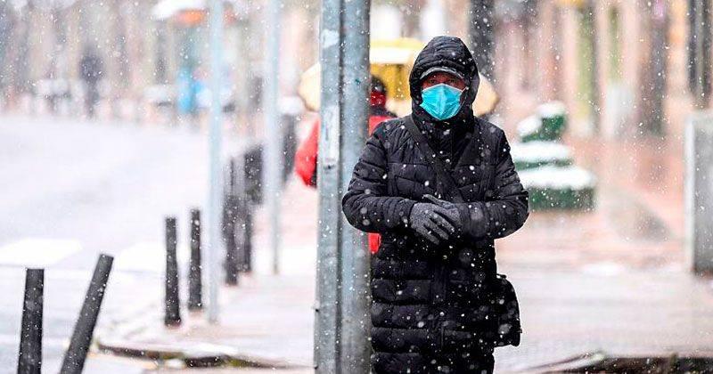 Estudio señala que el 60% de casos de Covid-19 se da en temperaturas bajas