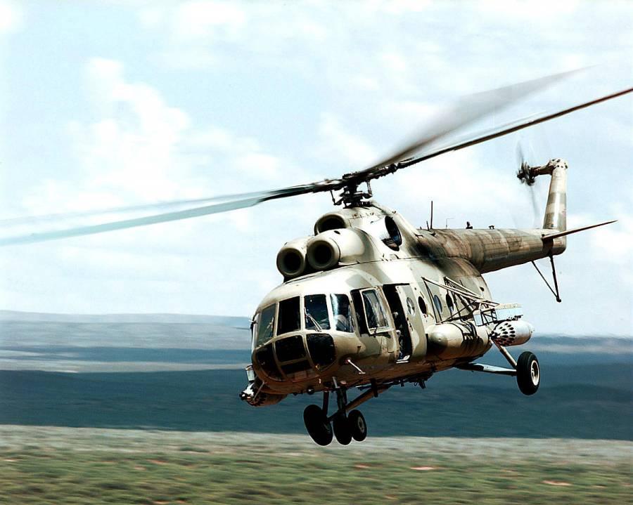 Cuatro personas fallecen al estrellarse un helicóptero en Rusia