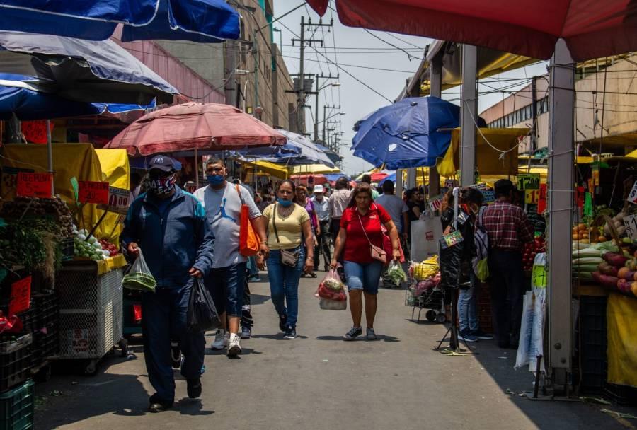 Por impacto de covid-19 actividad económica en México cae 2.6 por ciento anual en marzo