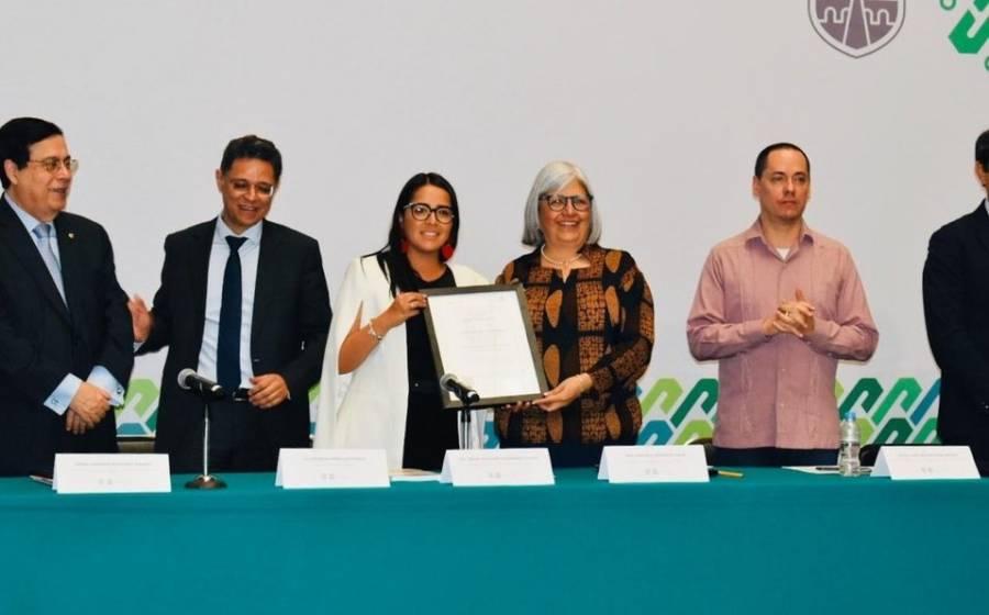 Secretaría de Economía reconoce simplificación de trámites para construcción y cero corrupción en La Magdalena Contreras