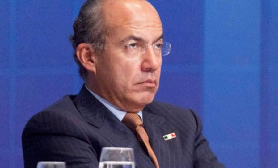 Felipe Calderón se burla de estrategia anticoronavirus