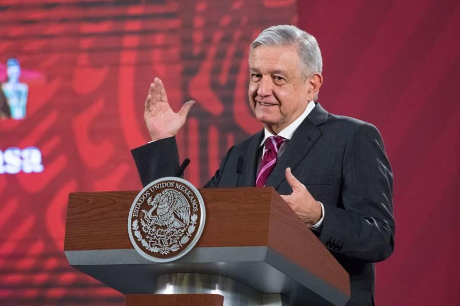López Obrador defiende a Barbosa y Cuitláhuac