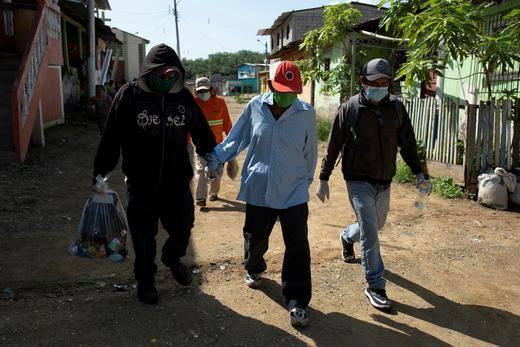Sanción a más de 74 mil personas en Ecuador por incumplir toque de queda
