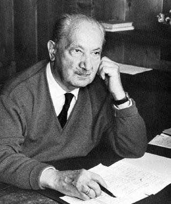 Heidegger, la ruta hacia el existencialismo