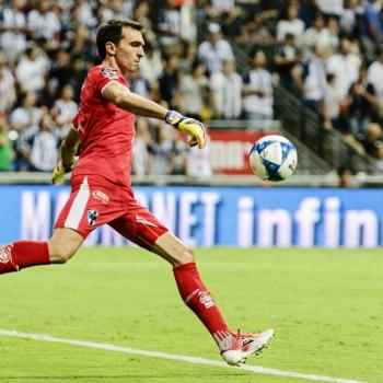 Monterrey hace oficial la salida Marcelo Barovero