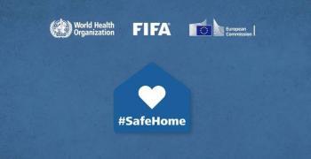 OMS y FIFA se unen contra la violencia doméstica por confinamiento