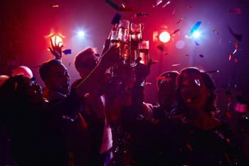 Alemania hizo su primera fiesta con distanciamiento social [Video]
