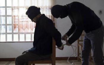 Tras operativo policía veracruzana captura 4 secuestradores y libera a víctima
