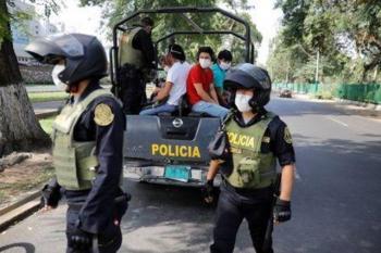 Perú: Militares y policía para aplicar confinamiento